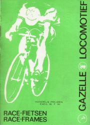 Gazelle/Locomotief options and trade prices 1971