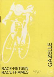 Gazelle options and prices 1971