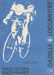 Gazelle options and trade prices 1972